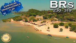 EXPEDIÇÃO TRANSAMAZÔNICA 2019 / BRs 230 - 319 / 7º EP