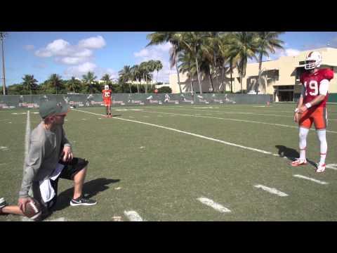 QB Coach | James Coley | Mic