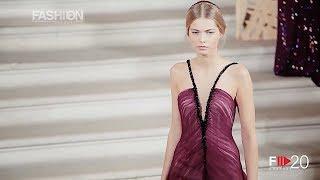 RAMI AL ALI Haute Couture Fall 2014 Paris - Fashion Channel