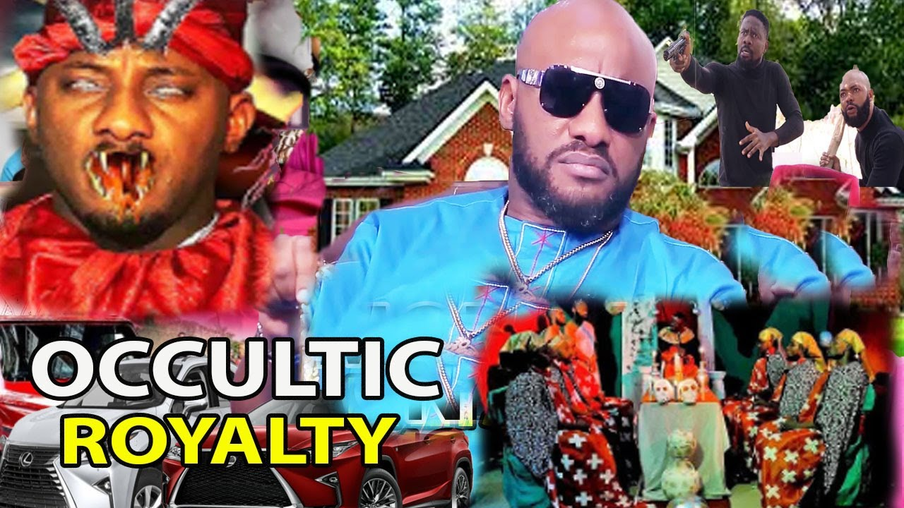 Download OCCULTIC ROYALTY complete full movie part1&2(NEW HIT MOVIE )YUL EDOCHIE 2021 NIGERIAN NOLLYMAXTV
