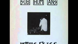 Subhumans-Susan