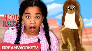 Spirit Riding Free 3D Cookie | FOOD HACKS FOR KIDS