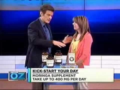 Moringa Health Benefits on Dr Oz