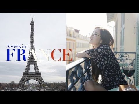 A WEEK IN FRANCE: Paris & the French Riviera more 🇫🇷