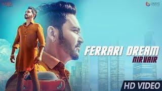Nirvair Ferrari Dream | Youngistan | Official | Latest Punjabi Song 2018 | Saga Music