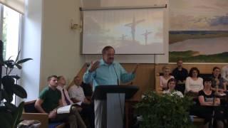 Петр Шакун - Церковь - невеста Христа (11.06.2017)
