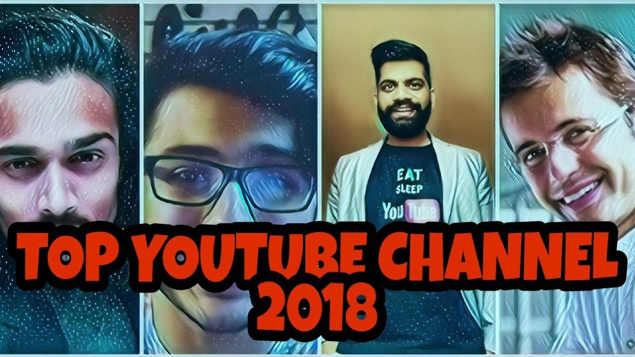 Top 10 Most Successful YouTubers In India 2018