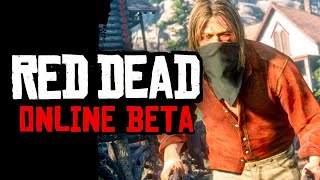 RED DEAD Online Beta Announced By Rockstar Games | RDR2 News