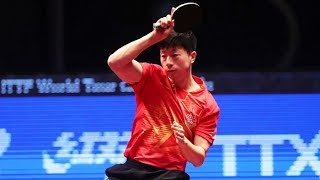 MA Long Forehand Loop Technique - Table tennis technique