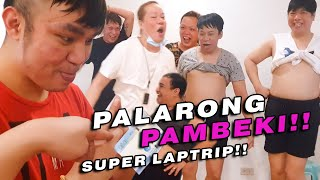 PALARONG PAMBEKI: BUBUKA PARA SA PERA WITH BEKS BATTALION AND FRIENDS (LAPTRIP YUNG CHEERING)