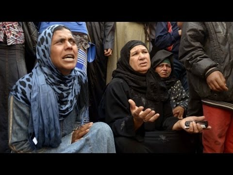 Egypt: mass death sentence on Islamists passed by court