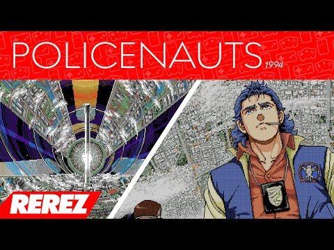 Hideo Kojima's Lost Game: Policenauts (1994) - Rerez Game Club