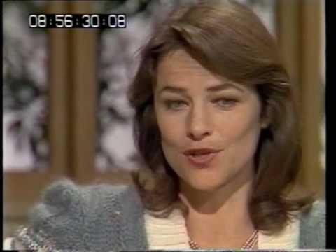 Charlotte Rampling on TV-am, 1983 - Part 3