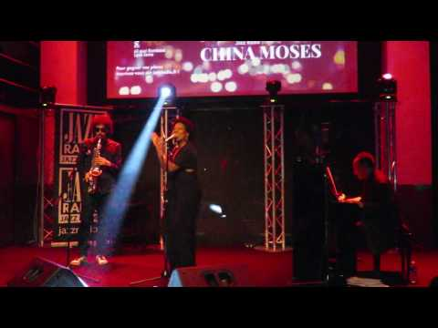 China Moses Showcase Jazz Radio Docks 40 Lyon 12 avril 17