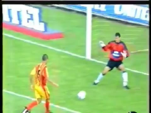 Galatasaray 7-0 Erzurumspor (19.08.2000)