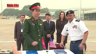 Tin Thời Sự Hôm Nay (6h30 - 14/12) : VN Trao 4 Bộ Hài Cốt Quân Nhân Mỹ Mất TÍch Trong Chiến Tranh