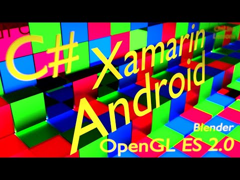 C# Xamarin Android Lesson 1(View, Canvas, OnDraw, OnTouch)