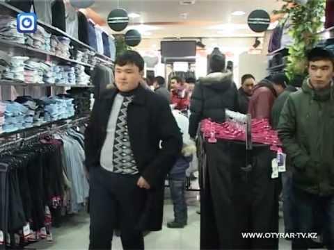 """В Шымкенте открылся магазин мужской одежды """"EXTRA"""""""