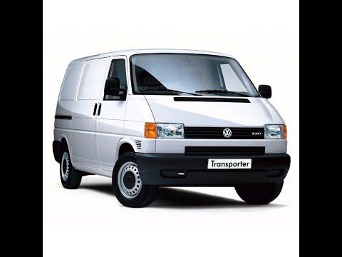 Volkswagen Transporter T4 19td y 25tdi  Manual de