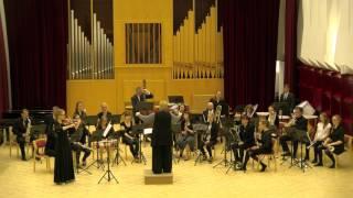 A.Nissilä : Fair day AALTO WIND BAND  solo Taru Tervamäki
