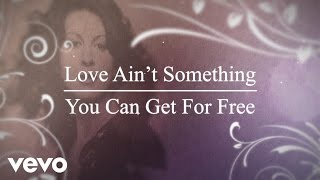 Elkie Brooks - Love Ain't Something You Can Get For Free (Lyric Video)