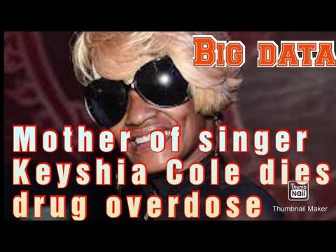 Mother of singer Keyshia Cole dies from drug overdose on 61st ...
