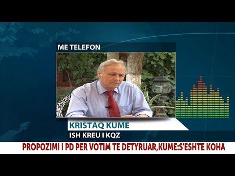 Report TV - 'Votimi me detyrim' ish-kreu i KQZ kundër propozimit të PD