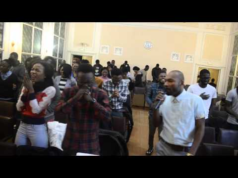 Prophetic Service 1 BY Prophet Alvin Johnson  12 12,2015