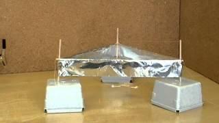 Levitador Electrostático (Ionocraft, lifter)