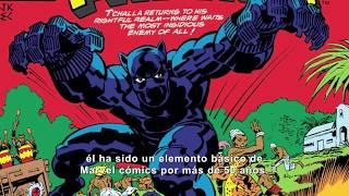 Pantera Negra, de Marvel Studios – Conoce a T'Challa