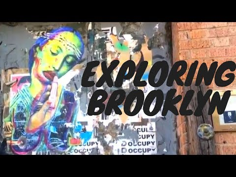 Exploring Brooklyn