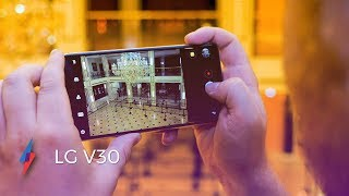 Unboxing the LG V30 - A Note 8 Killer? | Trusted Reviews
