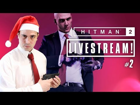 HITMAN 2 LIVE! | 2J (#2)