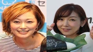 元「モーニング娘。」のタレント・市井紗耶香(34)と加護亜依(30)が...