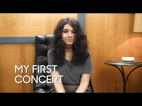 My First Concert: Alessia Cara