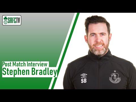Stephen Bradley | Post Match Interview v Sligo | FAI Cup Semi Final | 29 November 2020