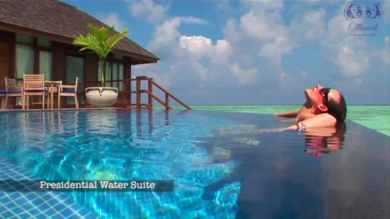 Olhuveli Beach Amp Spa Resort The Maldives Youtube