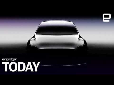 Tesla will unveil the Model Y crossover on March 14th