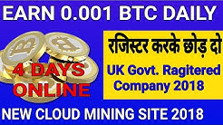 What is Bitcoin? How to Earn Free Bitcoin Daily 150000 Satoshi 0.0016 BTC A Day - No investment New