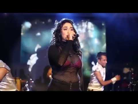 Hot Neha Bhasin setting stage on fire in...