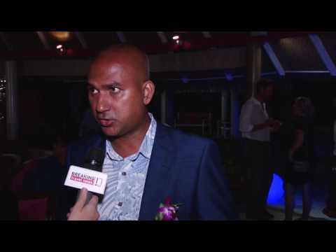 Hussein Lirar, deputy minister of tourism, Maldives Marketing & Public Relations Corporation