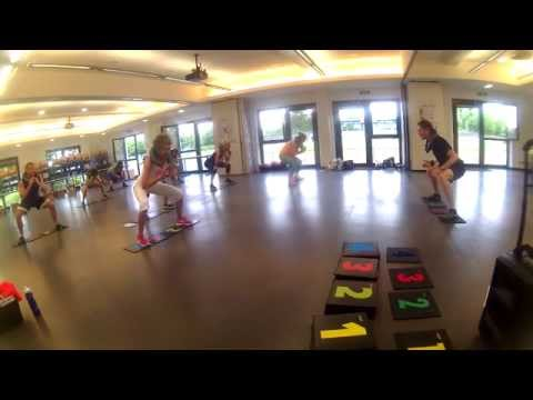 Blackpads Glucker Convention Functional Training, CAP, X4, Personal Trainer Jochen Neff