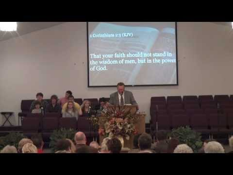 Washington Ave Comm Revival - Pastor Beecher White - 1-20-2012.mp4