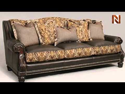Grand Estates Sofa C3002 03WC By Fairmont Designs   YouTube