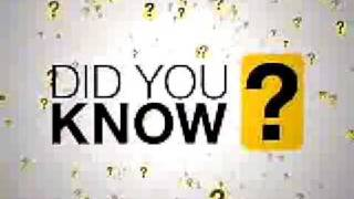 Did You Know? - Why Internet Marketing is the wave of the future.