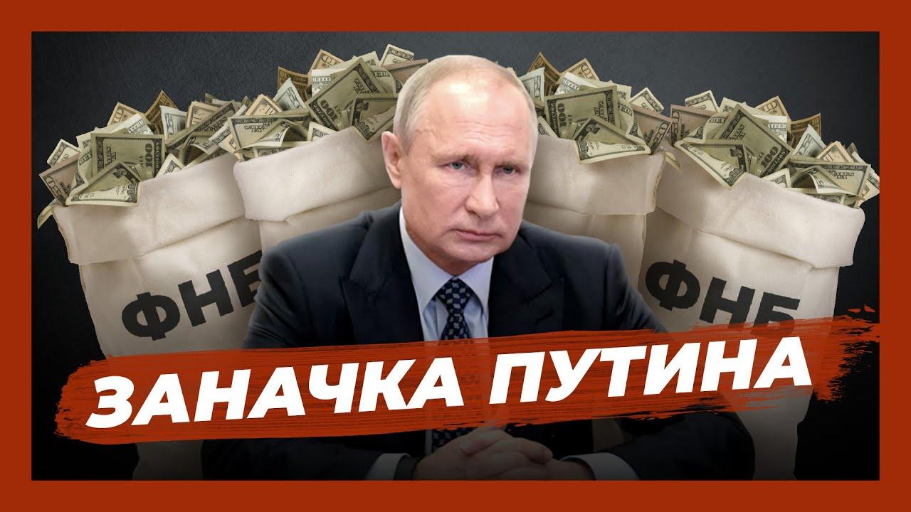 Как устроена кубышка Путина