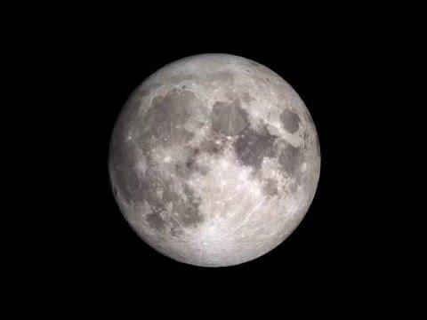 Сахалинская Луна 4K