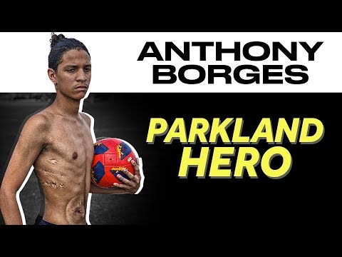Anthony Borges: Parkland Hero's Amazing Journey to Barcelona