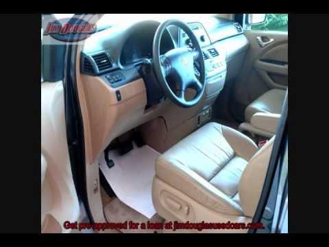 2005 Honda Odyssey EX-L Minivan Gainesville Ocala Jacksonville.wmv