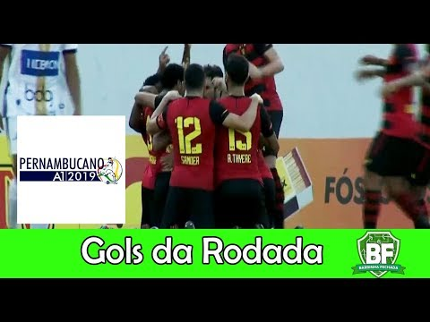Central  - PE 1 x 2 Sport - PE | Campeonato Pernambucano 2019 | Barrinha Fechada | Gols da Rodada